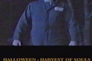 Halloween: Harvest of Souls, 1985