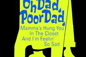 Oh Dad, Poor Dad, Mamma's Hung You in the Closet and I'm Feeling So Sad