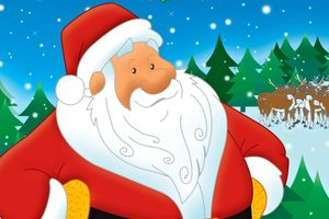 Father Christmas and the Missing Reindeer