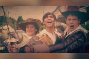 Skins Shorts: The Three Musketeers