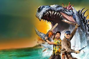 Tremors : Shrieker Island
