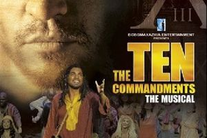 The Ten Commandments: The Musical