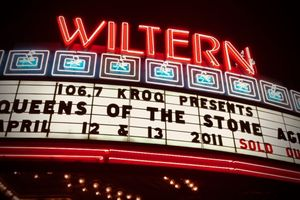 Queens of the Stone Age: Live at The Wiltern 2013